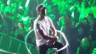 """Enrique """"Escape"""" Live O2 Arena 2014"""