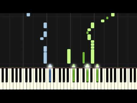 The Killers - The Man (Piano Tutorial)