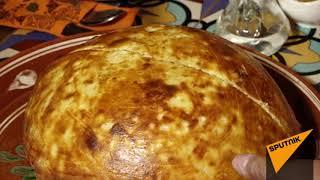 Как приготовить плов-пирог - рецепт из Кыргызстана