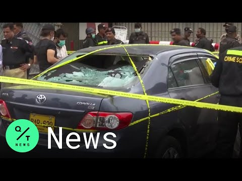 Pakistan Stock Exchange Attack Leaves Gunmen and Others Dead in Karachi