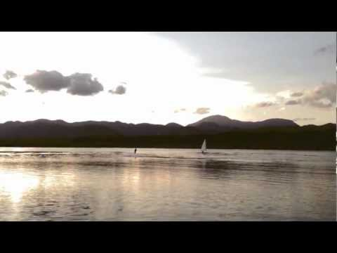 Jetboard Slovenia - prvi test