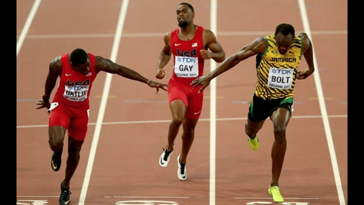 Usain Bolt WINS 100m Olympic Final Rio 2016 - YouTube