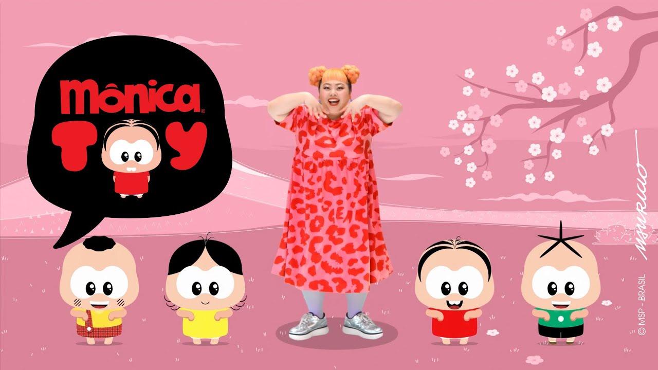 Mónica Toy | ¡Naomi baila con los Toys!