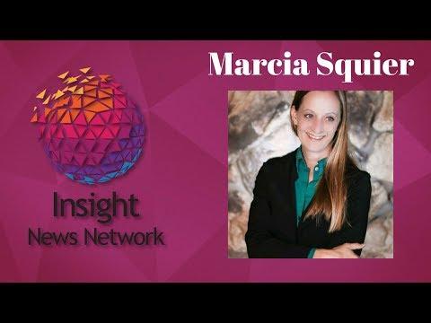 Insight Live today with Marcia Squier! Progressive Candidate for US Senate in Michigan!