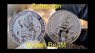 Coleccion de Queen Beast de Plata