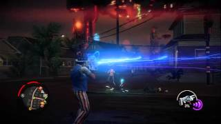 Saints Row IV: Inauguration Station Special Weapons