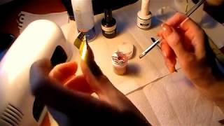 видео Инструкция по наращиванию ногтей в домашних условиях