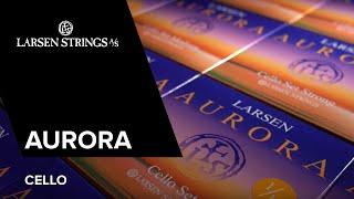Larsen Aurora for Cello