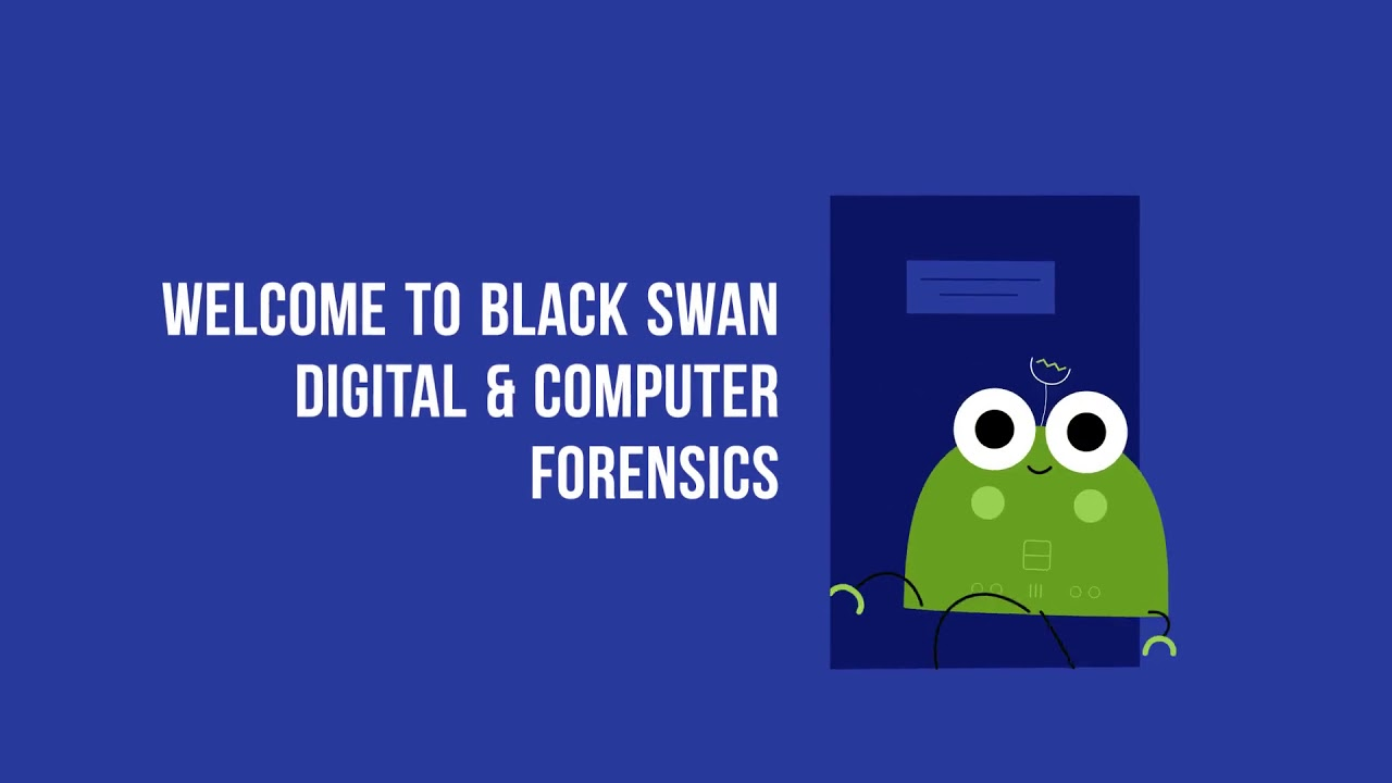 Computer Forensics Investigator By Black Swan Digital