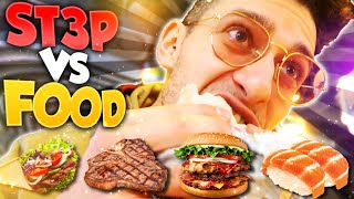 STEP VS FOOD A BERLINO !! QUANTO CIBO MANGIO IN UN WEEKEND ?!