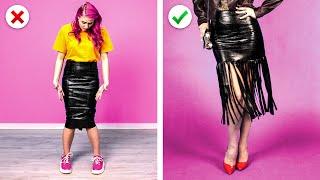 GIRLY OMG! 🎀 8 Idées Fashion DIY géniales pour améliorer votre garde-robe