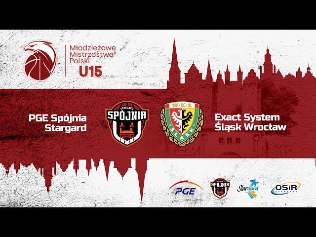 PGE Spójnia Stargard - Exact System Śląsk Wrocław