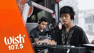 "Asch performs ""Ashes to Ashes"" LIVE on Wish 107.5 Bus"