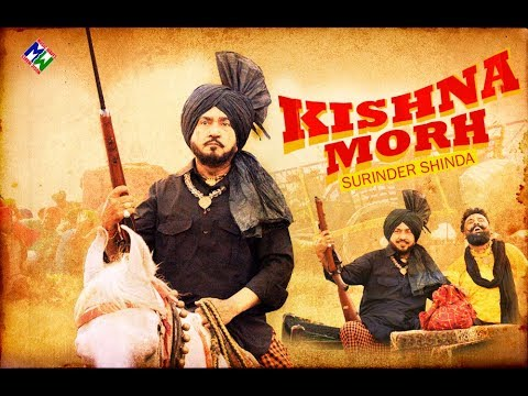 Kishna Morh    Surinder Shinda    Medley Jeona Morh 2