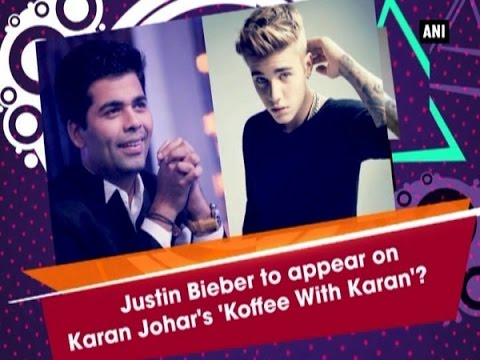 Justin Bieber to appear on Karan Johar's 'Koffee With Karan'? - Bollywood News