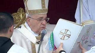 البابا يدعو إلى