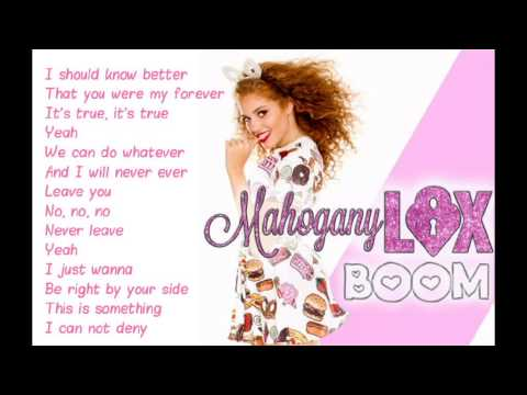 Boom - Mahogany Lox ( Lyrics )