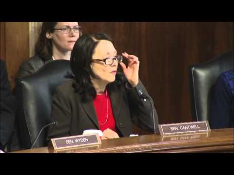 Sen. Cantwell's Opening Statement on Federal Wildland Fire Management