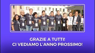 PrestaShop Day Milan 2019 - Grazie