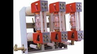 vacuum circuit breaker working animation