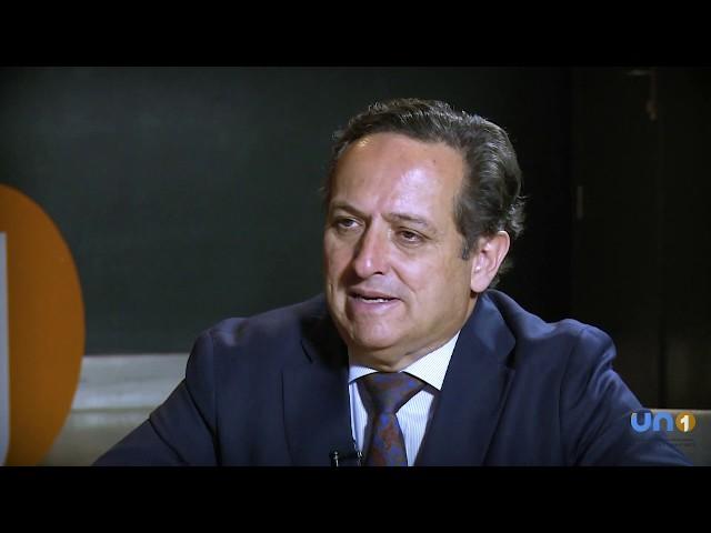 Juan Pablo Lázaro (UNO y CEIM)