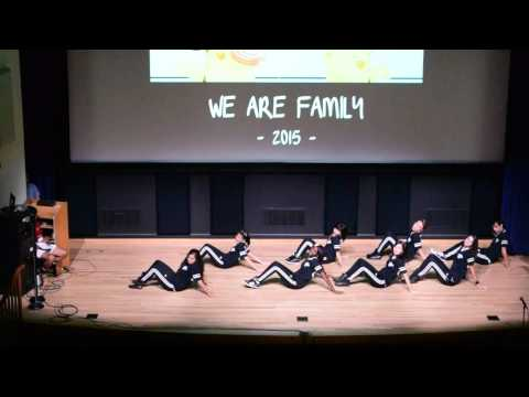 XTRM – Stanford K-pop | We Are Family 2015