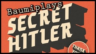 Baumi and crew play Secret Hitler