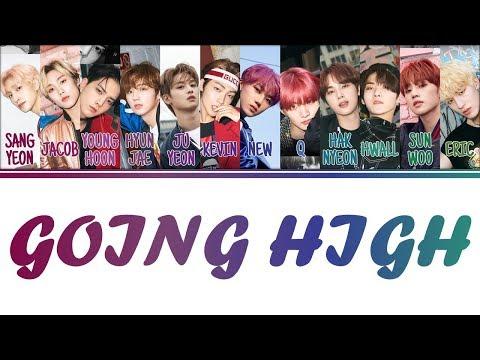 [Color Coded Lyrics] THE BOYZ (더보이즈) - 위로 (Going High) [Han/Rom/Eng]