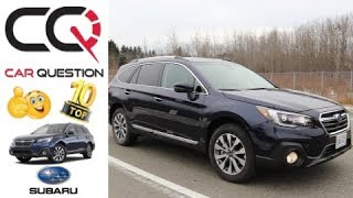 2018 Subaru Outback | What we LIKE: TOP 10 | Short review Part 4/6