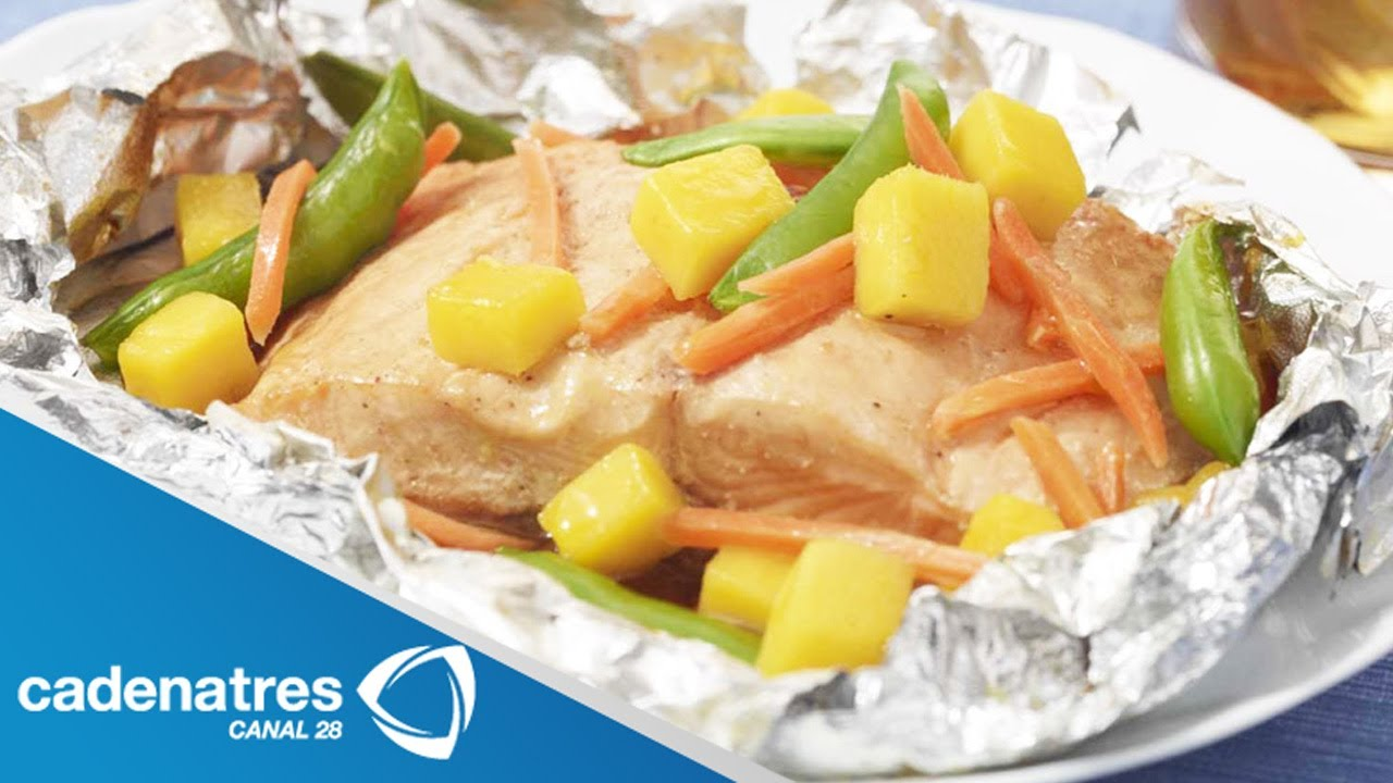 Recetas De Cocina Al Vapor | Receta De Pescado Al Vapor Con Verduras Comida Para Bajar De