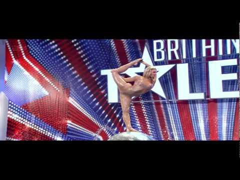 Valerie Murzak Britain's Got Talent 2011
