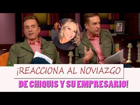 Daniel Bisogno llama gorda a Chiquis Rivera en pleno programa