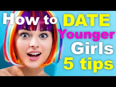 dating a younger girl yahoo