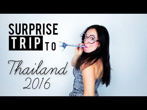 Thailand Travel Surprise