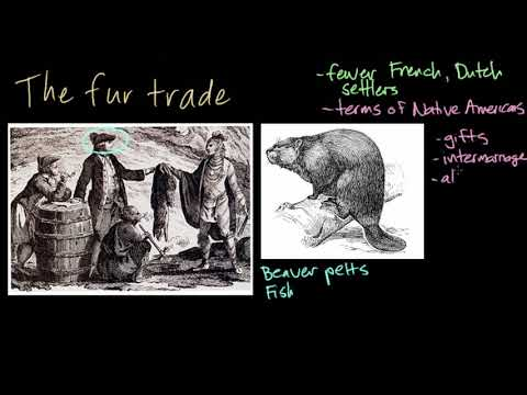 French And Dutch Colonization | Period 2: 1607-1754 | AP US History | Khan Academy