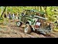 #32 Disco V8 / Defender CrewCab / Disco 2 - 4x4 Mud Climbing on Simex Tire