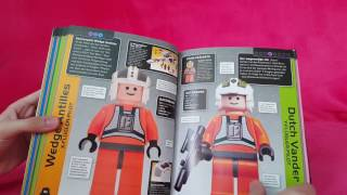Lego Star Wars Book Character Encyclopedia With Han Solo Minifig
