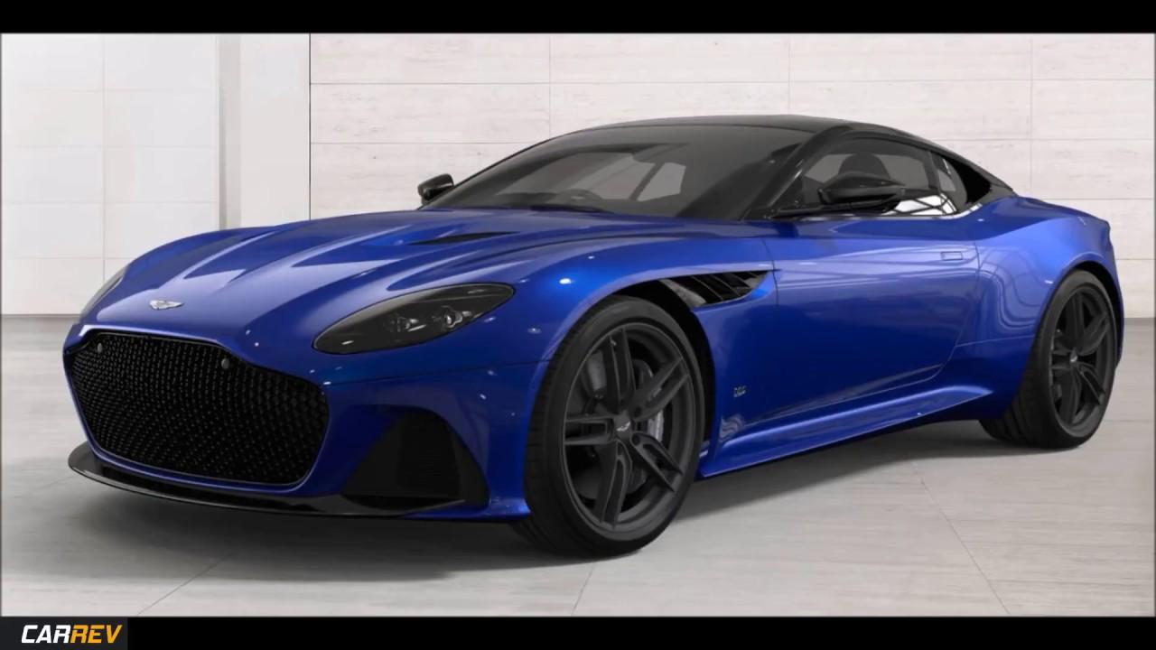 2019 Aston Martin Dbs Superleggera Colors Youtube
