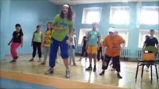 № 3 Видео Урок ХИП ХОП для детей 720 уличные танцы  обучалка