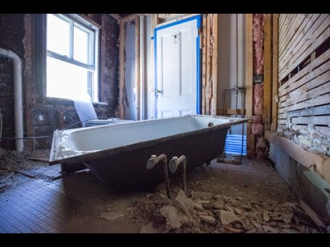 Bathroom Remodel Series - Planning Stage Video 1