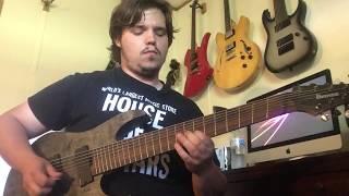 """Kvelertak - """"Åpenbaring"""" (Guitar Cover)"""