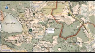 Старинная карта Тверской губернии 1850г для Garmin(, 2015-05-06T20:30:44.000Z)
