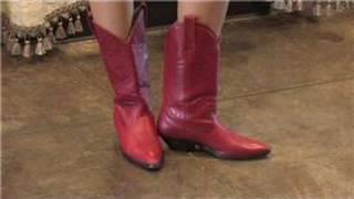 Women's Fashion : How to Wear Cowboy Boots for Women