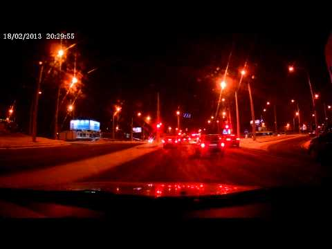 SeeMax DVR RG500 ночь