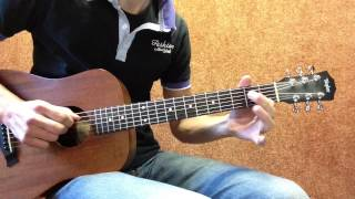 6 Cool Blues Turnarounds in The Key of E - #5