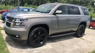 2019 Chevy Tahoe LT!!! Great 3rd Row SUV 🤔
