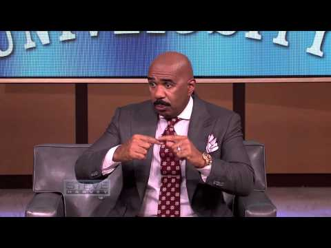 College Students... Spend Time Discovering Your Gift || STEVE HARVEY