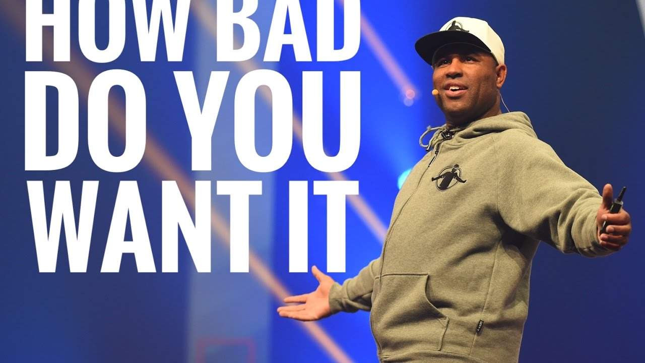 eric thomas how bad do you want it motivational speech youtube. Black Bedroom Furniture Sets. Home Design Ideas