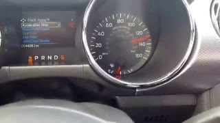 2016 Mustang GT Acceleration