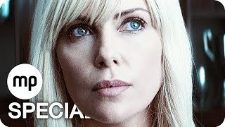 ATOMIC BLONDE Film Clips & Trailer German Deutsch (2017)